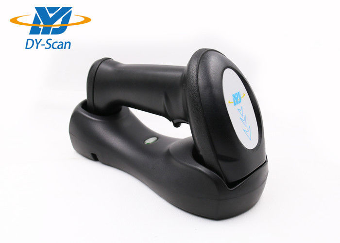 Light Weight 1D Usb Barcode Scanner With Stand DC 5V Power Supply Fast Decoding DS5200G